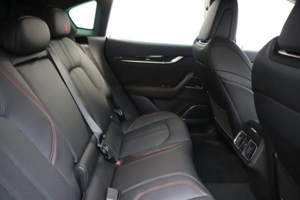 New 2020 Maserati Levante Q4 GranSport for sale $88,885 at Maserati of Westport in Westport CT 06880 27