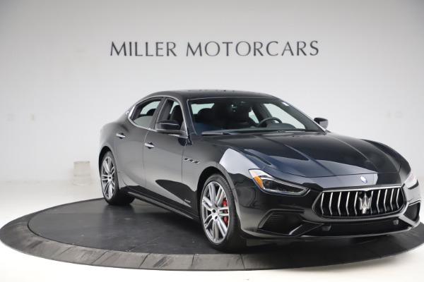 New 2020 Maserati Ghibli S Q4 GranSport for sale $88,285 at Maserati of Westport in Westport CT 06880 11