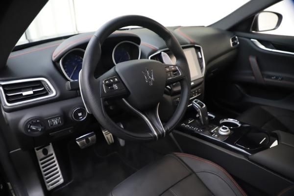 New 2020 Maserati Ghibli S Q4 GranSport for sale $70,331 at Maserati of Westport in Westport CT 06880 13