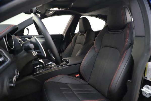 New 2020 Maserati Ghibli S Q4 GranSport for sale $88,285 at Maserati of Westport in Westport CT 06880 15