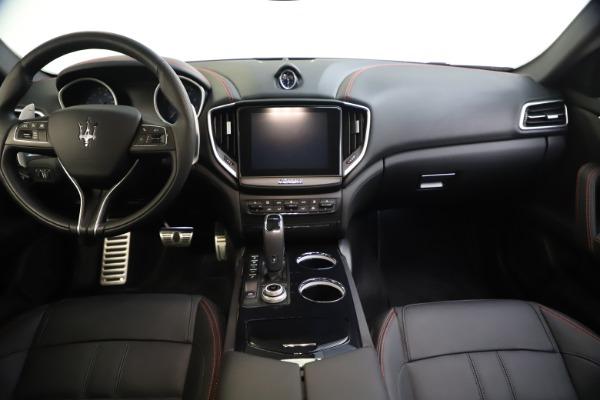 New 2020 Maserati Ghibli S Q4 GranSport for sale $88,285 at Maserati of Westport in Westport CT 06880 16