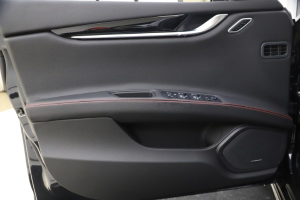 New 2020 Maserati Ghibli S Q4 GranSport for sale $70,331 at Maserati of Westport in Westport CT 06880 17