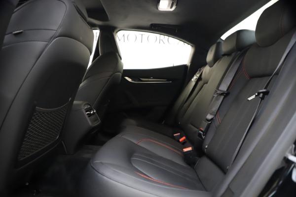New 2020 Maserati Ghibli S Q4 GranSport for sale $88,285 at Maserati of Westport in Westport CT 06880 19