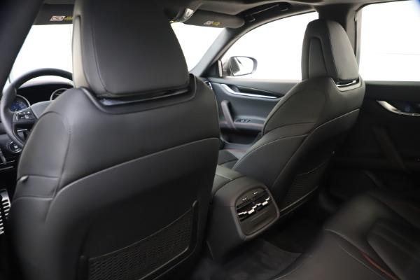 New 2020 Maserati Ghibli S Q4 GranSport for sale $70,331 at Maserati of Westport in Westport CT 06880 20
