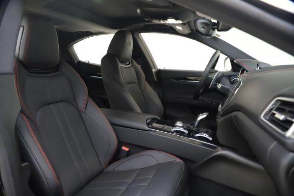 New 2020 Maserati Ghibli S Q4 GranSport for sale $88,285 at Maserati of Westport in Westport CT 06880 21