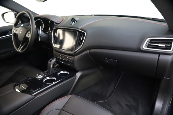 New 2020 Maserati Ghibli S Q4 GranSport for sale $70,331 at Maserati of Westport in Westport CT 06880 23