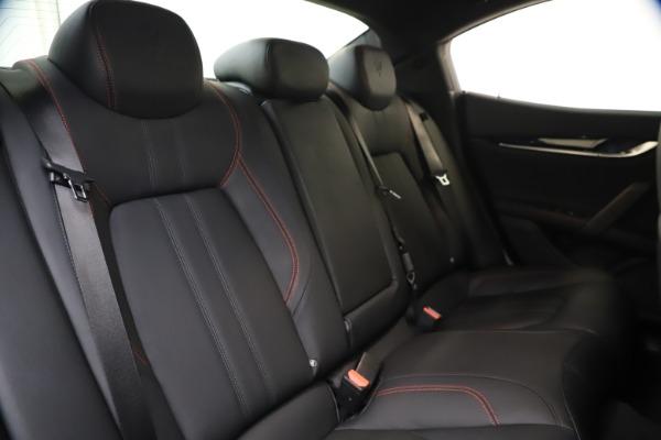New 2020 Maserati Ghibli S Q4 GranSport for sale $88,285 at Maserati of Westport in Westport CT 06880 24