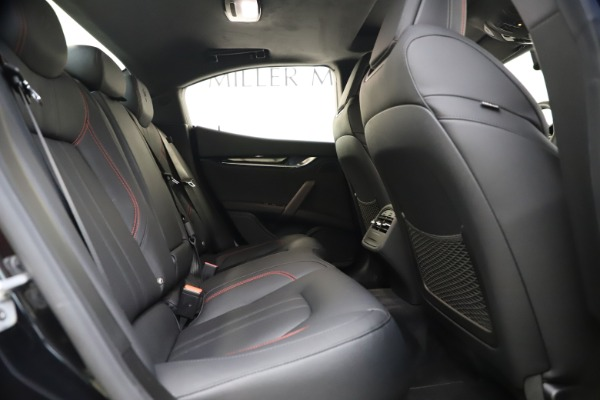 New 2020 Maserati Ghibli S Q4 GranSport for sale $88,285 at Maserati of Westport in Westport CT 06880 25