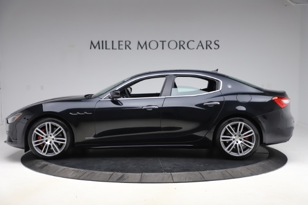 New 2020 Maserati Ghibli S Q4 GranSport for sale $70,331 at Maserati of Westport in Westport CT 06880 3