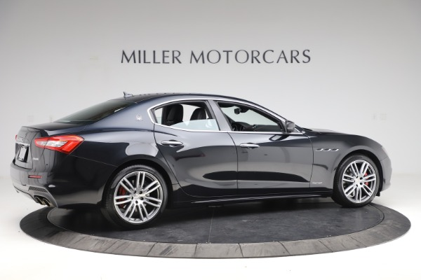 New 2020 Maserati Ghibli S Q4 GranSport for sale $88,285 at Maserati of Westport in Westport CT 06880 8