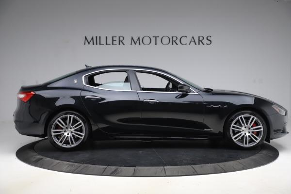 New 2020 Maserati Ghibli S Q4 GranSport for sale $88,285 at Maserati of Westport in Westport CT 06880 9