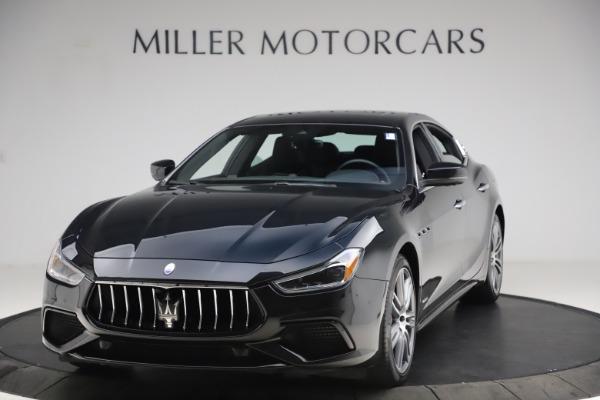 New 2020 Maserati Ghibli S Q4 GranSport for sale $70,331 at Maserati of Westport in Westport CT 06880 1