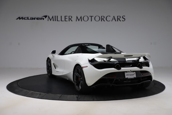 Used 2020 McLaren 720S Spider Convertible for sale Sold at Maserati of Westport in Westport CT 06880 10