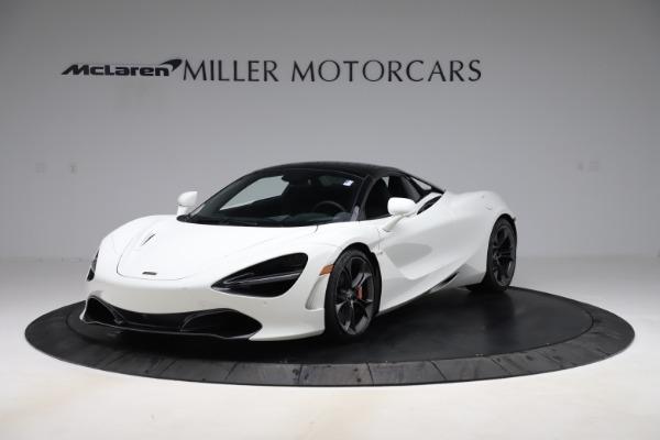 New 2020 McLaren 720S Spider Convertible for sale Sold at Maserati of Westport in Westport CT 06880 13