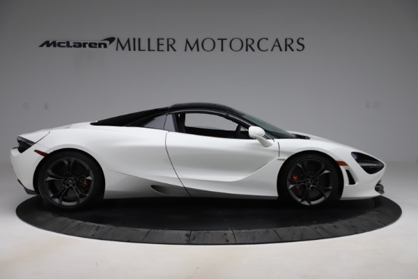 Used 2020 McLaren 720S Spider Convertible for sale Sold at Maserati of Westport in Westport CT 06880 15