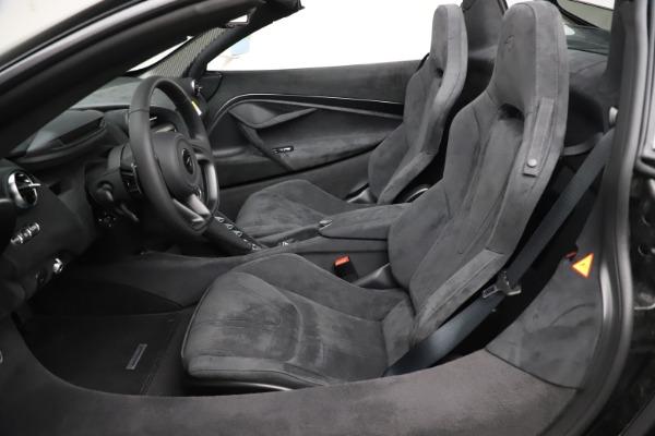 New 2020 McLaren 720S Spider Convertible for sale Sold at Maserati of Westport in Westport CT 06880 20
