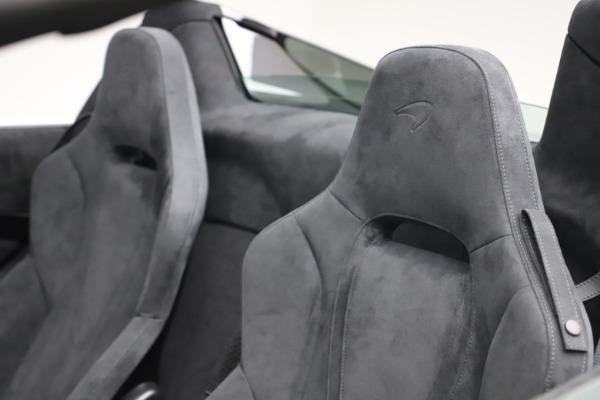 Used 2020 McLaren 720S Spider Convertible for sale Sold at Maserati of Westport in Westport CT 06880 23