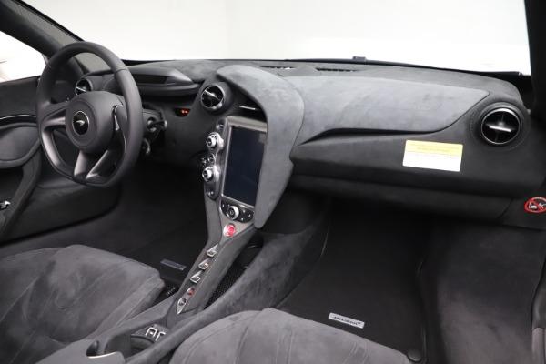 Used 2020 McLaren 720S Spider Convertible for sale Sold at Maserati of Westport in Westport CT 06880 24