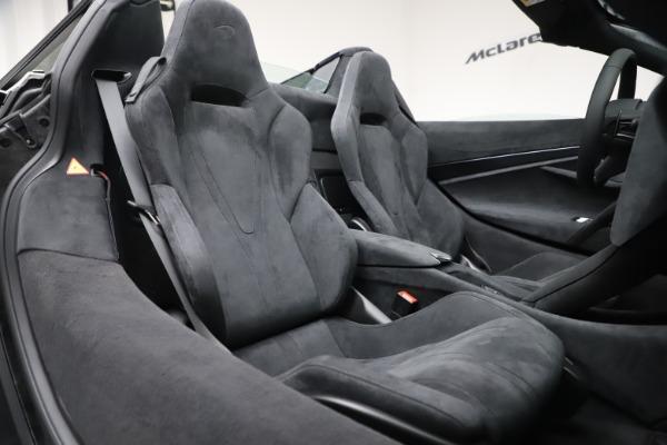 New 2020 McLaren 720S Spider Convertible for sale Sold at Maserati of Westport in Westport CT 06880 26