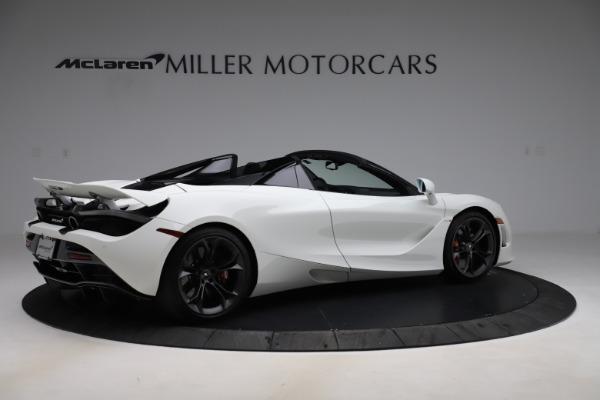New 2020 McLaren 720S Spider Convertible for sale Sold at Maserati of Westport in Westport CT 06880 7