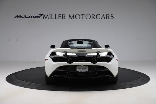 Used 2020 McLaren 720S Spider Convertible for sale Sold at Maserati of Westport in Westport CT 06880 9