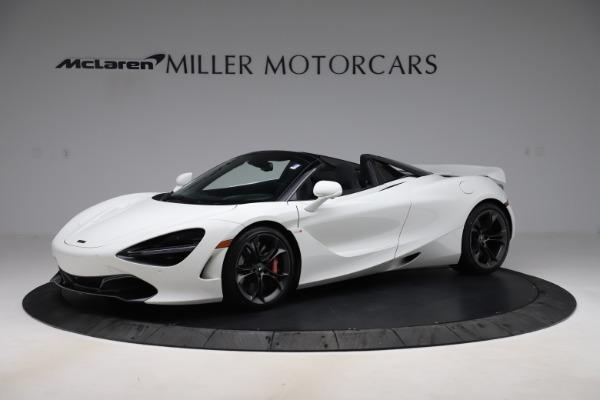 Used 2020 McLaren 720S Spider Convertible for sale Sold at Maserati of Westport in Westport CT 06880 1