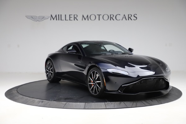 New 2020 Aston Martin Vantage Coupe for sale $195,681 at Maserati of Westport in Westport CT 06880 10