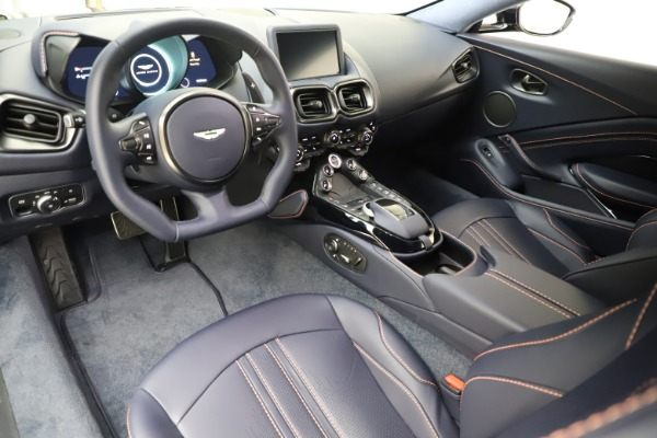 New 2020 Aston Martin Vantage Coupe for sale $195,681 at Maserati of Westport in Westport CT 06880 12