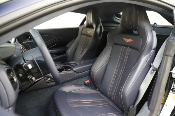 New 2020 Aston Martin Vantage Coupe for sale $195,681 at Maserati of Westport in Westport CT 06880 13