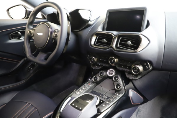 New 2020 Aston Martin Vantage Coupe for sale $195,681 at Maserati of Westport in Westport CT 06880 14