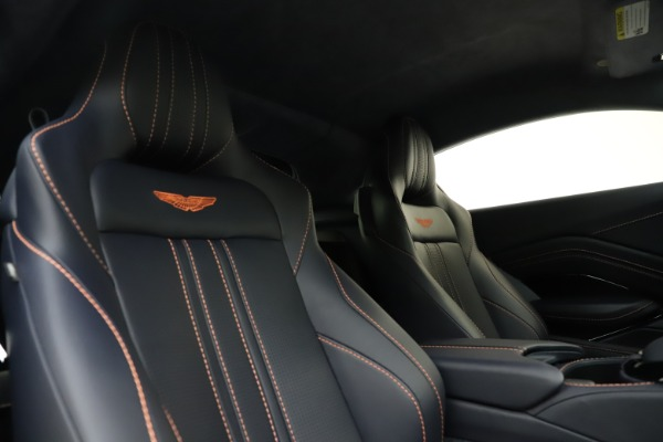 New 2020 Aston Martin Vantage Coupe for sale $195,681 at Maserati of Westport in Westport CT 06880 15