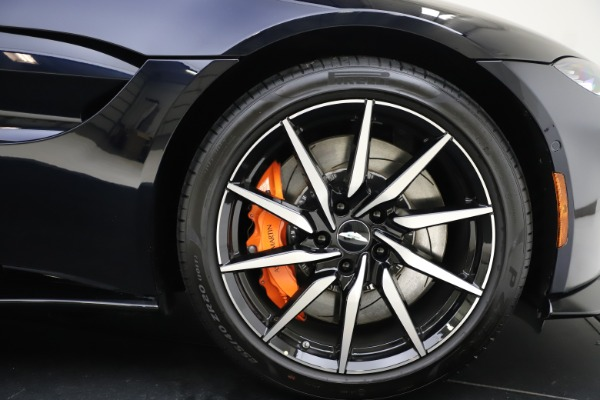 New 2020 Aston Martin Vantage Coupe for sale $195,681 at Maserati of Westport in Westport CT 06880 18