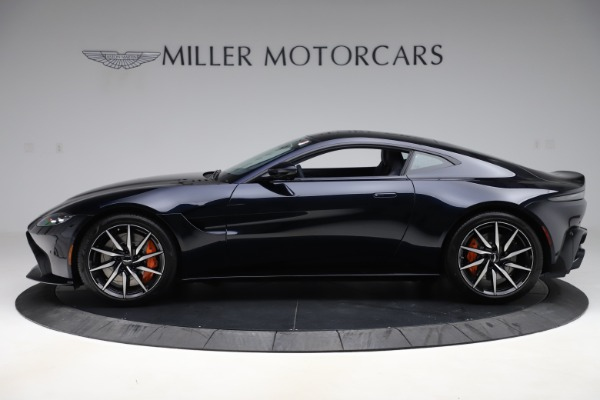 New 2020 Aston Martin Vantage Coupe for sale $195,681 at Maserati of Westport in Westport CT 06880 2