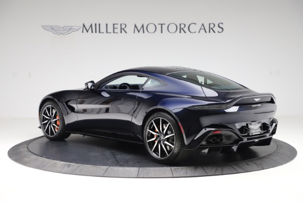 New 2020 Aston Martin Vantage Coupe for sale $195,681 at Maserati of Westport in Westport CT 06880 3