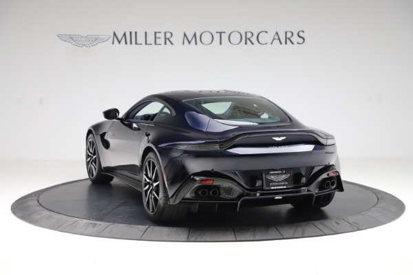 New 2020 Aston Martin Vantage Coupe for sale $195,681 at Maserati of Westport in Westport CT 06880 4