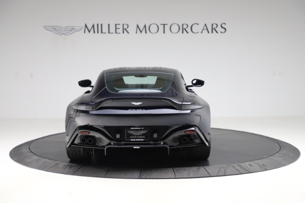 New 2020 Aston Martin Vantage Coupe for sale $195,681 at Maserati of Westport in Westport CT 06880 5