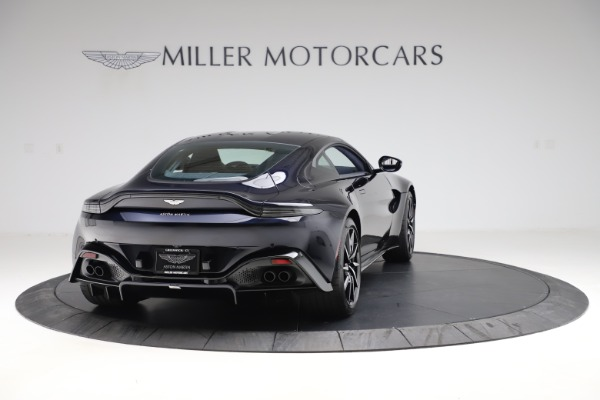 New 2020 Aston Martin Vantage Coupe for sale $195,681 at Maserati of Westport in Westport CT 06880 6