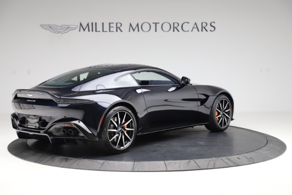 New 2020 Aston Martin Vantage Coupe for sale $195,681 at Maserati of Westport in Westport CT 06880 7