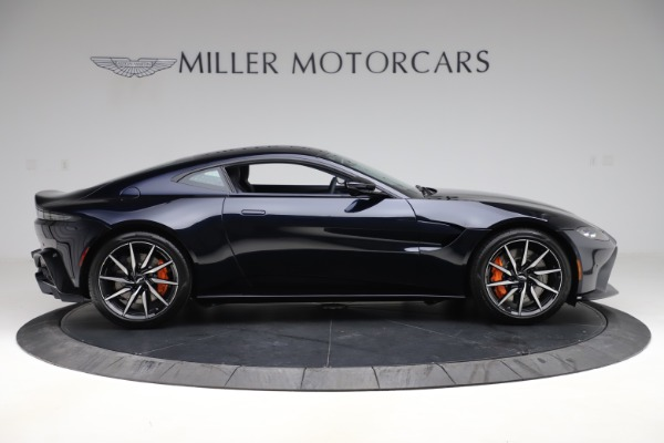 New 2020 Aston Martin Vantage Coupe for sale $195,681 at Maserati of Westport in Westport CT 06880 8