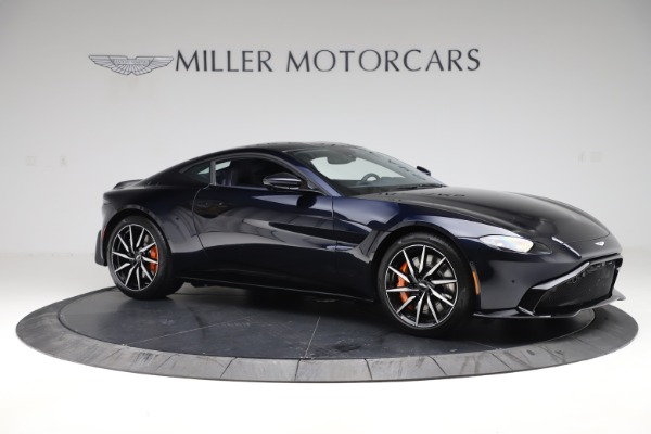 New 2020 Aston Martin Vantage Coupe for sale $195,681 at Maserati of Westport in Westport CT 06880 9