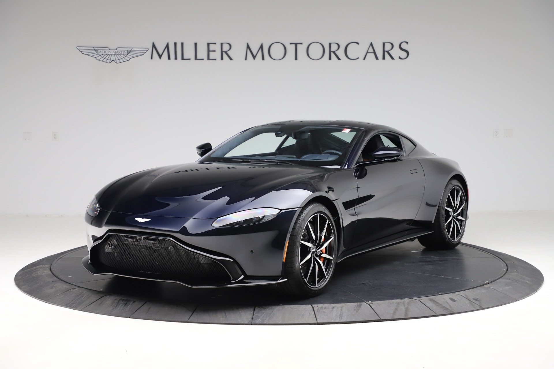 New 2020 Aston Martin Vantage Coupe for sale $195,681 at Maserati of Westport in Westport CT 06880 1