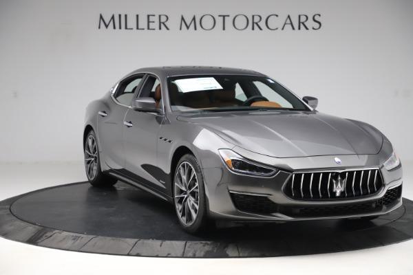 New 2019 Maserati Ghibli S Q4 GranLusso for sale $98,095 at Maserati of Westport in Westport CT 06880 11