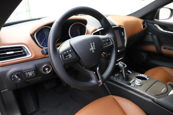 New 2019 Maserati Ghibli S Q4 GranLusso for sale $98,095 at Maserati of Westport in Westport CT 06880 13