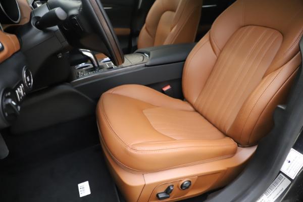 New 2019 Maserati Ghibli S Q4 GranLusso for sale $98,095 at Maserati of Westport in Westport CT 06880 15