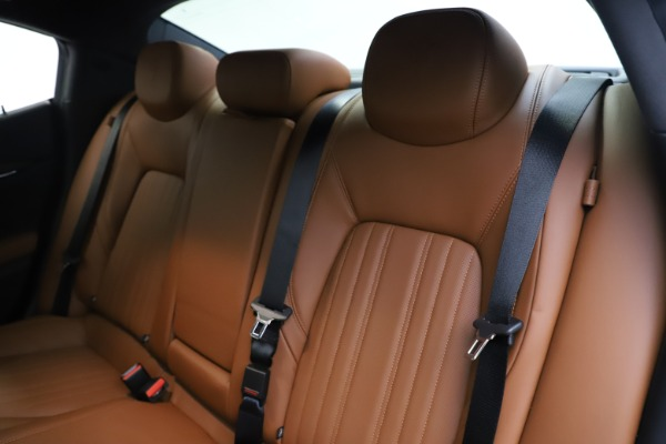 New 2019 Maserati Ghibli S Q4 GranLusso for sale $98,095 at Maserati of Westport in Westport CT 06880 18