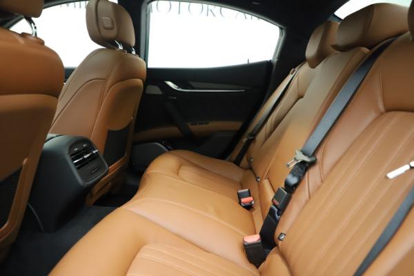 New 2019 Maserati Ghibli S Q4 GranLusso for sale $98,095 at Maserati of Westport in Westport CT 06880 19