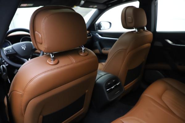New 2019 Maserati Ghibli S Q4 GranLusso for sale $98,095 at Maserati of Westport in Westport CT 06880 20