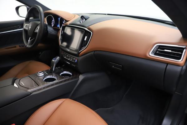 New 2019 Maserati Ghibli S Q4 GranLusso for sale $98,095 at Maserati of Westport in Westport CT 06880 22