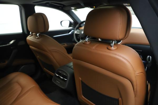 New 2019 Maserati Ghibli S Q4 GranLusso for sale $98,095 at Maserati of Westport in Westport CT 06880 28