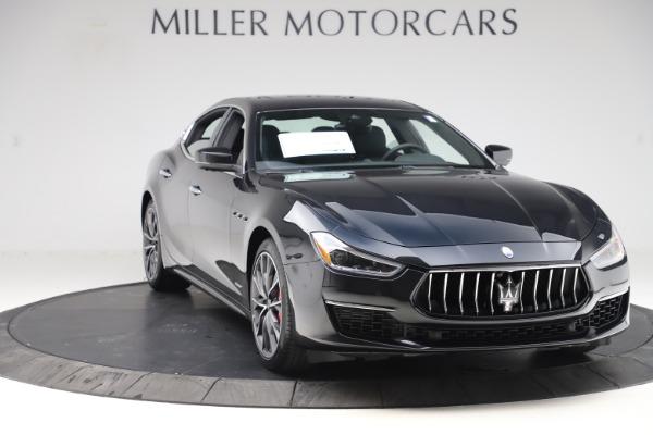New 2019 Maserati Ghibli S Q4 GranLusso for sale $98,395 at Maserati of Westport in Westport CT 06880 11